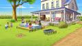 Farmhouse wideview