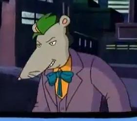 Unnamed rat villain