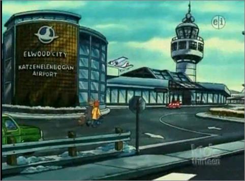 Elwood City Katzenelenbogan Airport