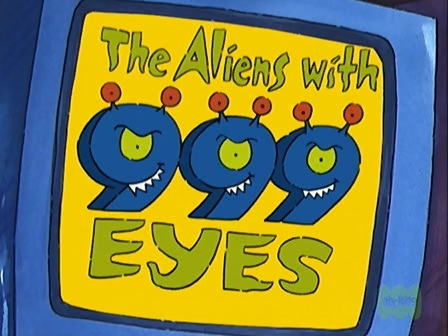 The Aliens with 999 Eyes