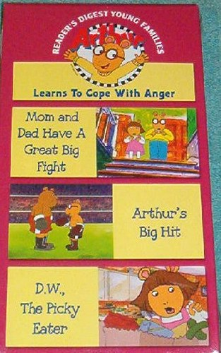 Arthur Learns To Cope with Anger