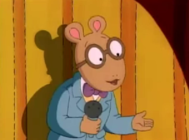 Arthur the Unfunny