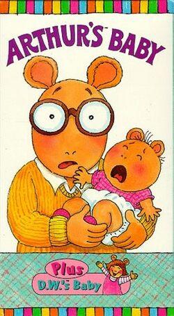 Arthur's Baby VHS.jpg