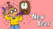 Celebrate the Holidays! New Year