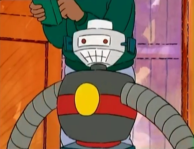 Robot (Poor Muffy)