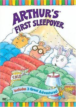 Arthur's First Sleepover (2004 DVD).jpg