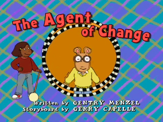 The Agent of Change/Gallery