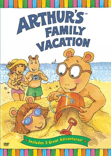 Arthur's Family Vacation (DVD)
