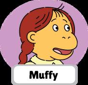 Francine's Tough Day Muffy head 2