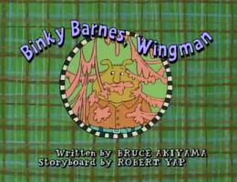 Binky Barnes, Wingman Title Card.png