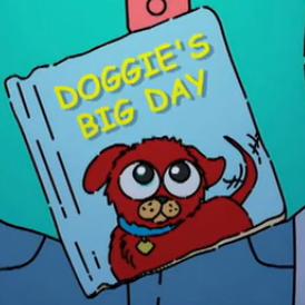 Doggie's Big Day