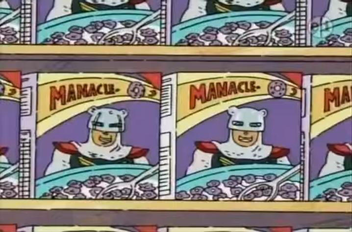 Manacle-Os