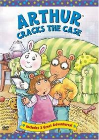 Arthur Cracks the Case (DVD)