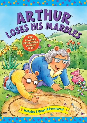 Arthur Loses His Marbles (DVD)
