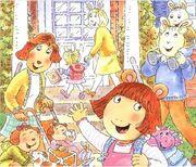D.W.'s Guide to Preschool 4