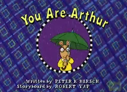 You Are Arthur Title Card.png