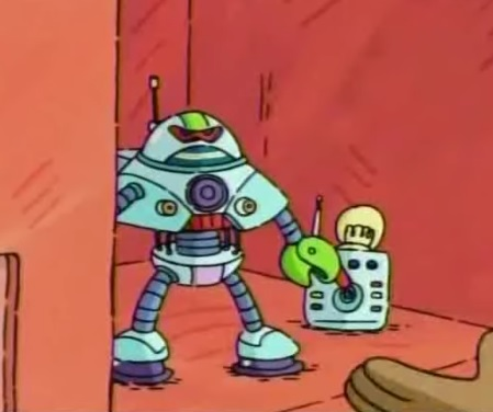 Robot (MacFrensky)