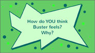 Buster's Growing Grudge question 1