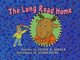 The Long Road Home title card.png