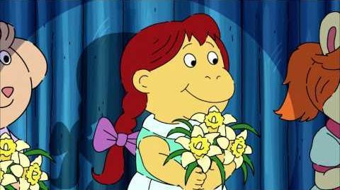 ARTHUR Little Miss Muffy