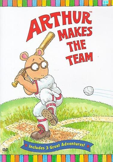 Arthur Makes The Team (DVD)
