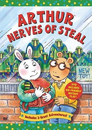 Nerves of Steal (DVD)