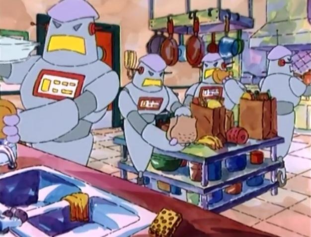 Robots (Arthur Accused!)