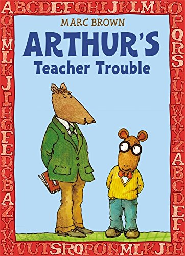 Arthur's Teacher Trouble (book)