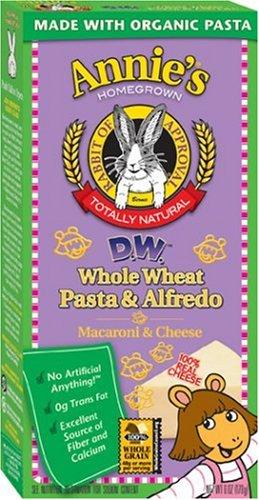 D.W. Whole Wheat Pasta & Alfredo