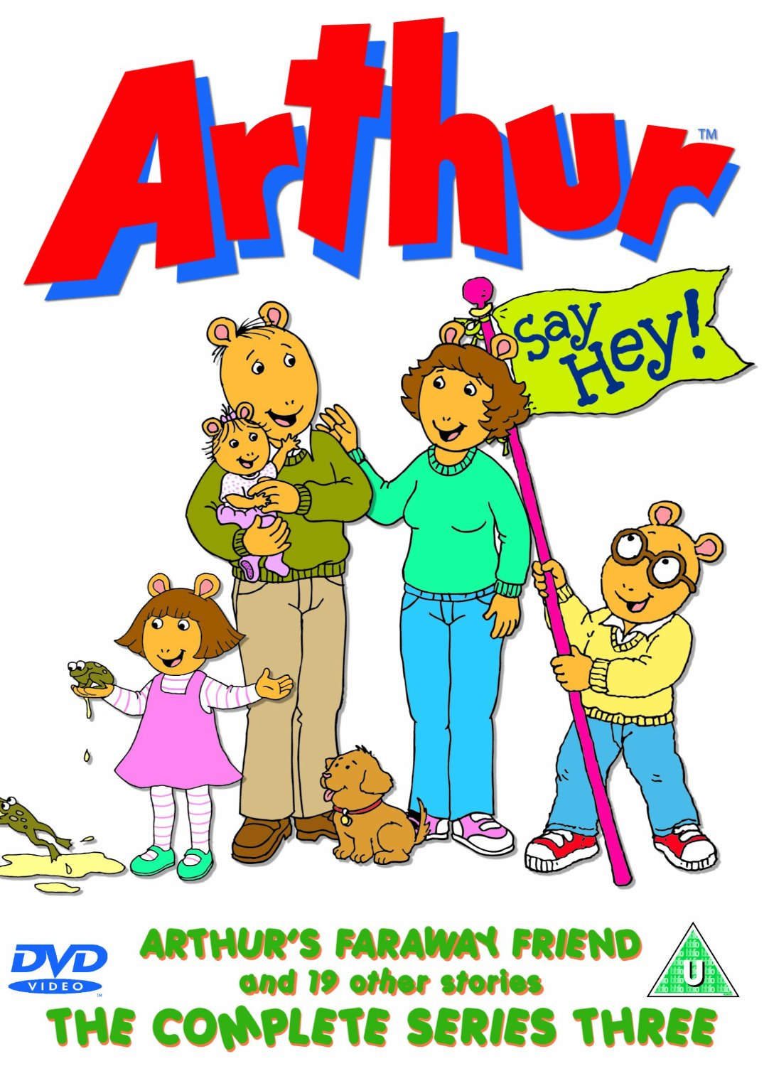 Arthur: The Complete Series 3