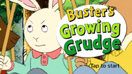 Buster's Growing Grudge early splash mobile