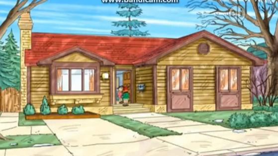 Jenna's house