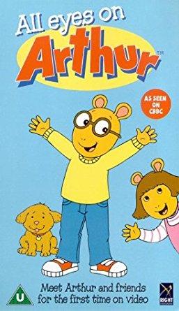 All Eyes on Arthur (VHS)