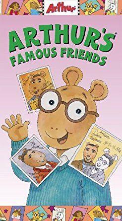 Arthur's Famous Friends VHS.jpg