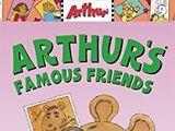 Arthur's Famous Friends (VHS)