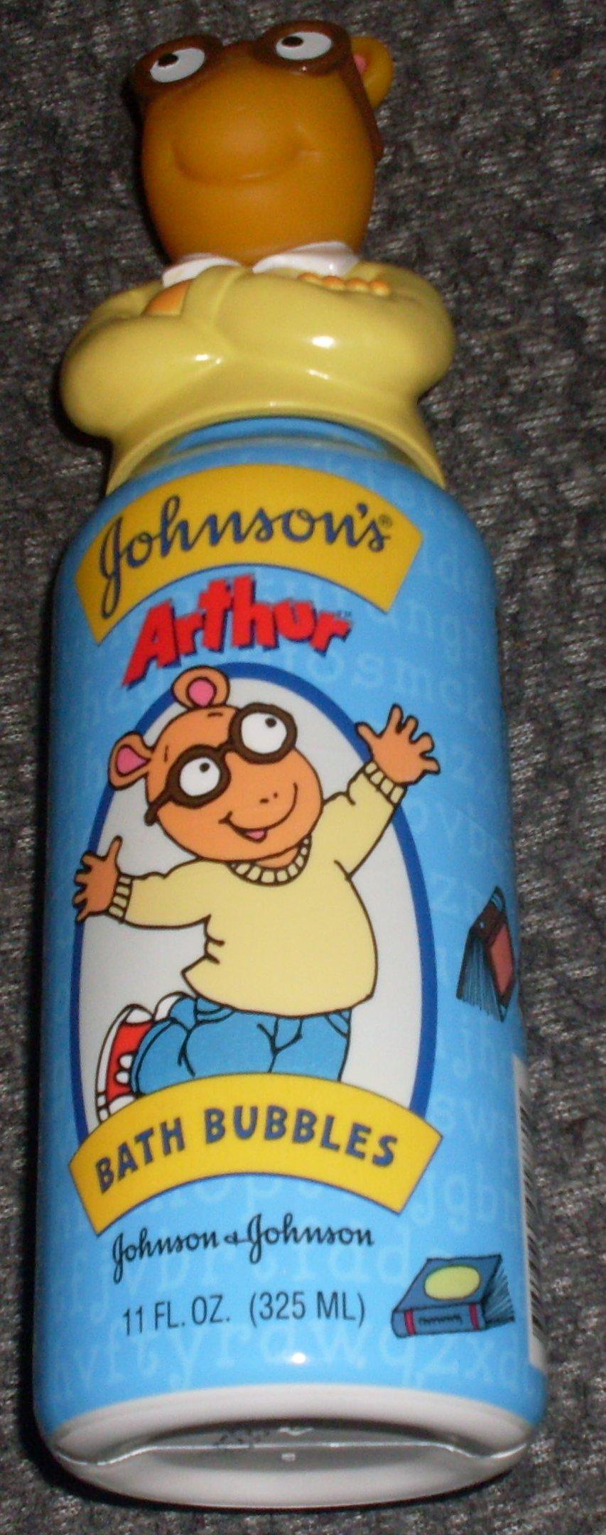 Johnson's Arthur Bath Bubbles
