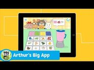 ARTHUR - Arthur's Big App on iOS & Amazon- PBS KIDS