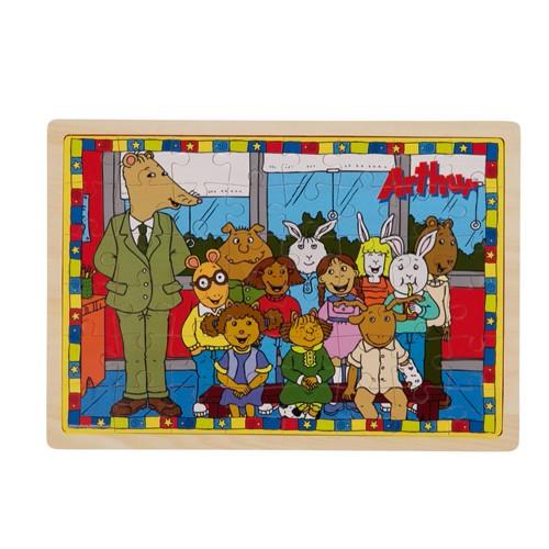 Arthur puzzles (Fortune East Group)