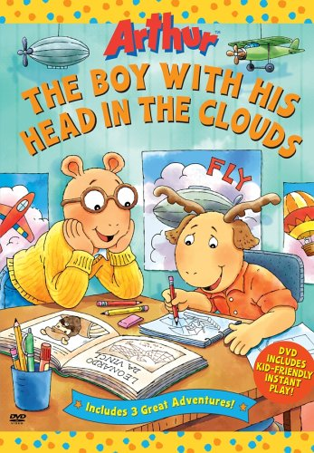 The Boy With His Head In The Clouds (DVD)