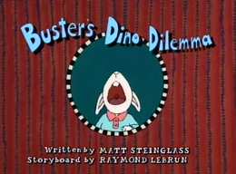 Buster's Dino Dilemma title card.png
