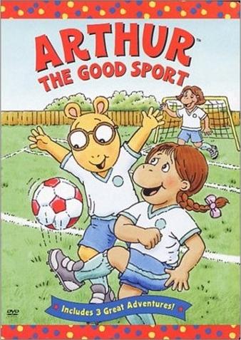 The Good Sport (2002 DVD)
