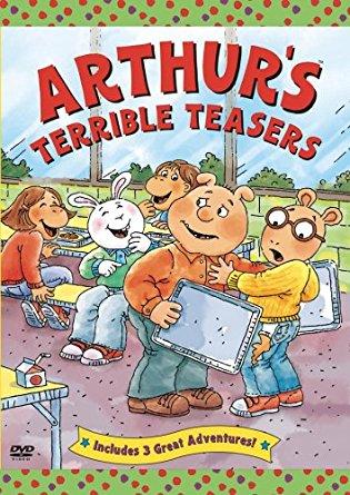 Arthur's Terrible Teasers (DVD)