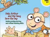 Arthur's Camping Adventure