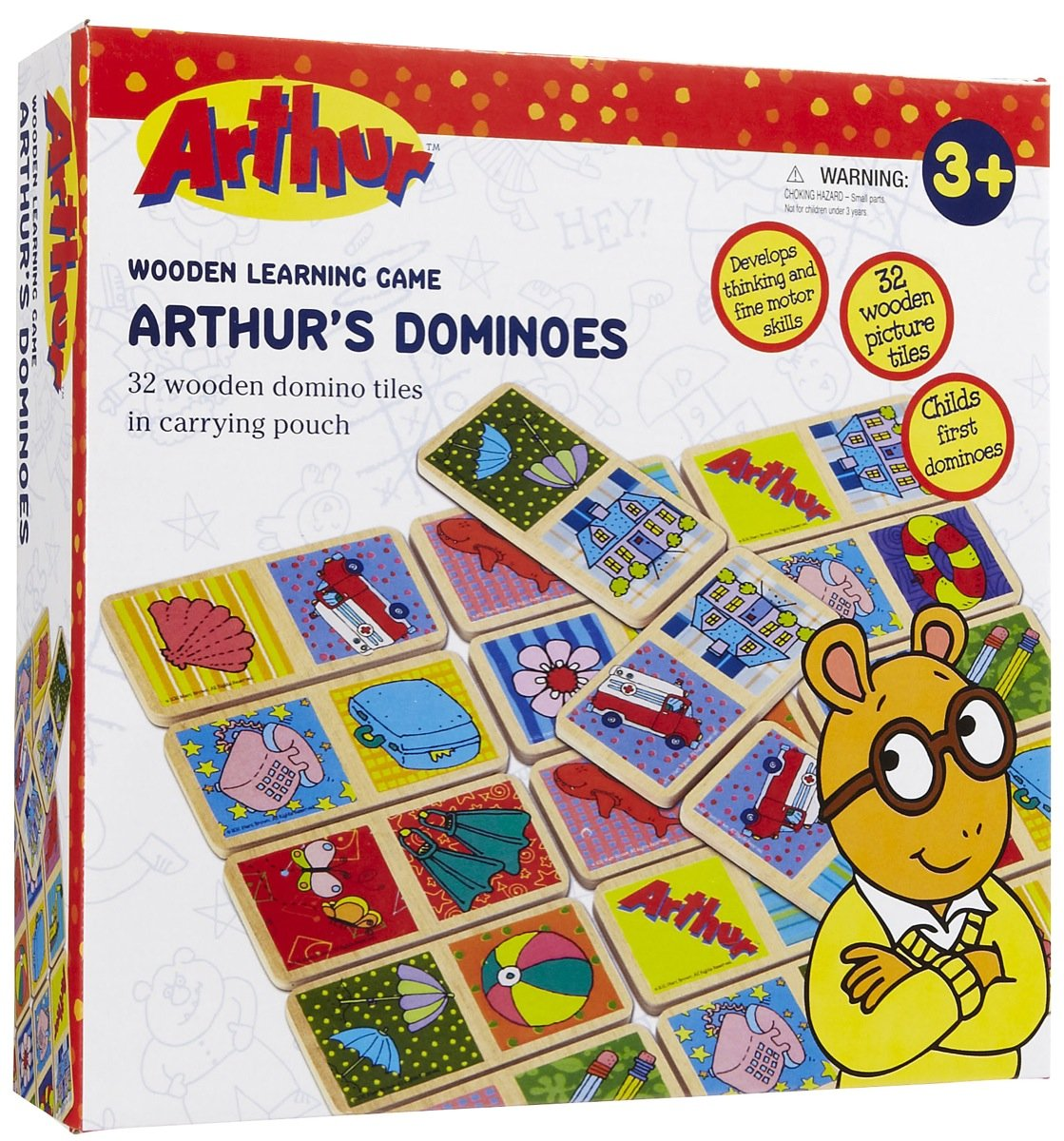 Arthur's Dominoes (Fortune East Group)