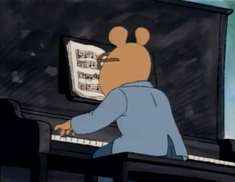 Arthur vs. the Piano