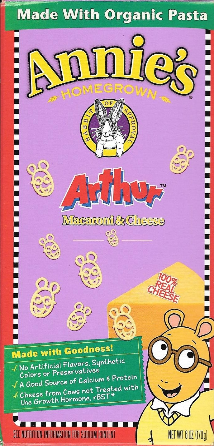 Arthur Macaroni & Cheese