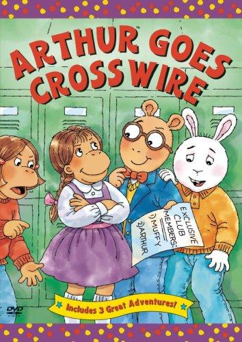 Arthur Goes Crosswire (DVD)