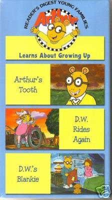 Arthur Learns About Growing Up