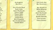 Class List 4