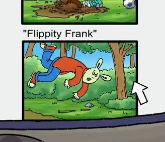 Flippity Frank